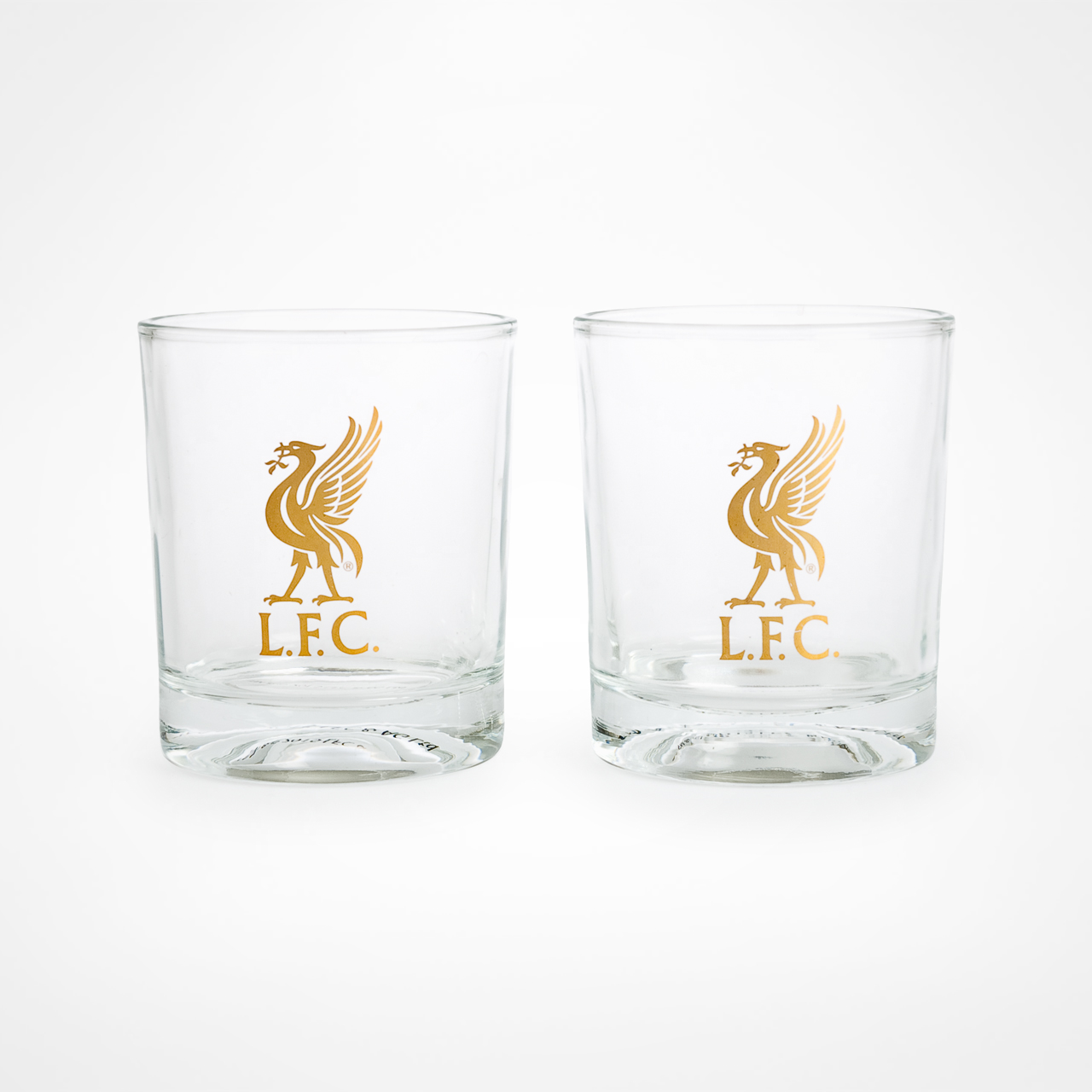 FC Liverpool Whiskey Glass Glas