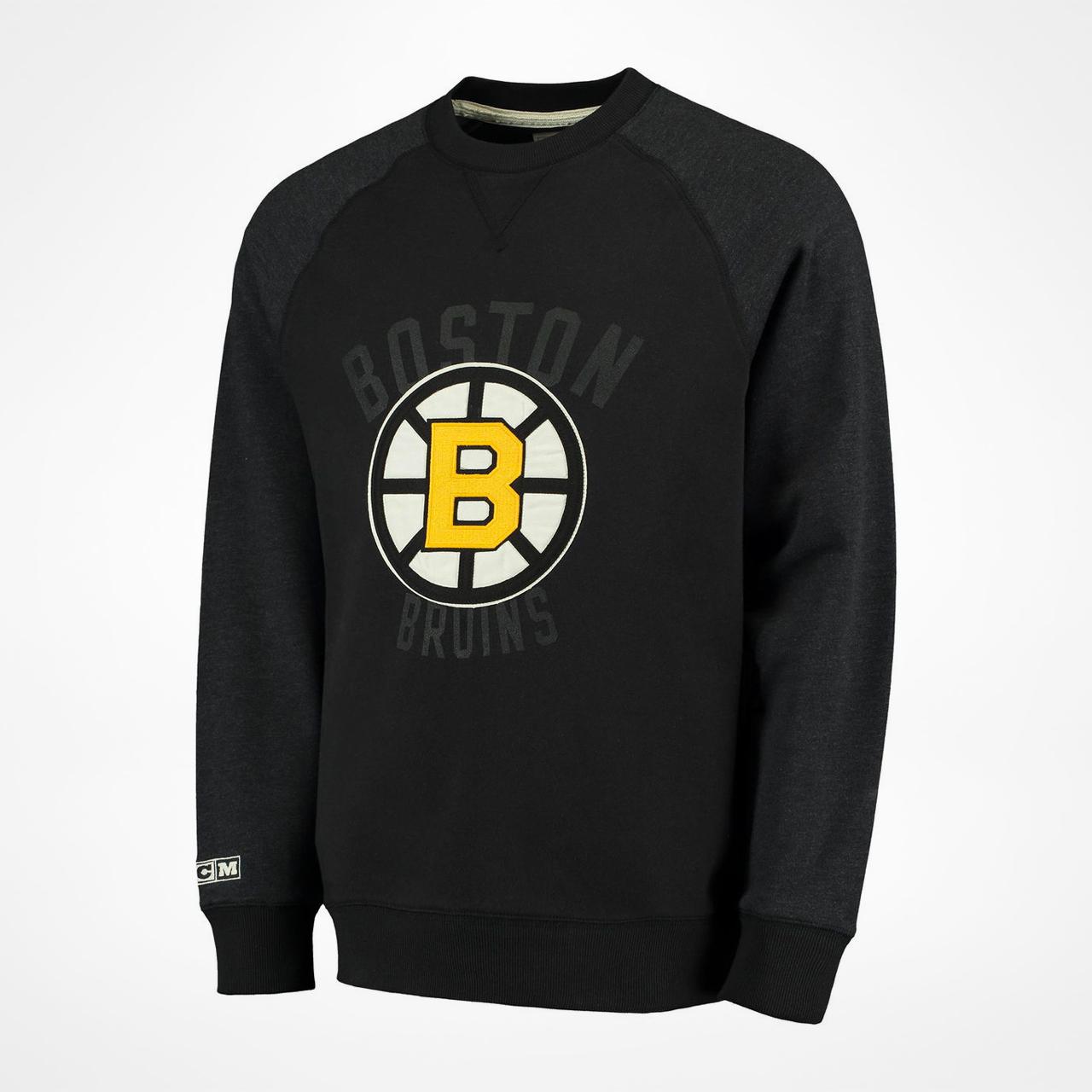 Boston Bruins Sweatshirt Crew - SupportersPlace