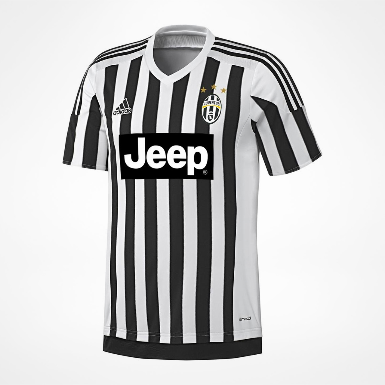 Juventus home jersey 2015 16 supportersplace for Classic new jersey house music