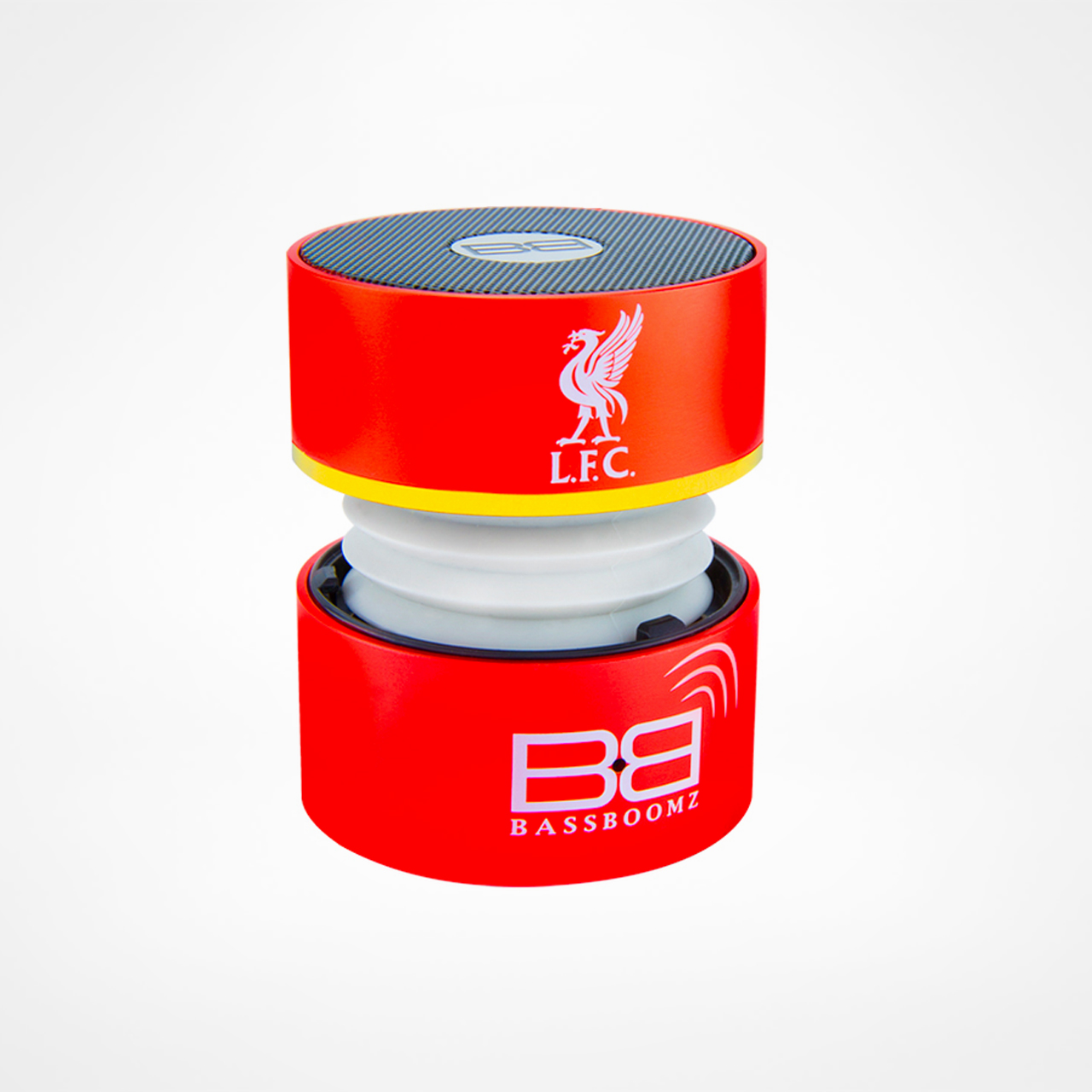 Liverpool BassBoomz Bluetooth Speaker - SupportersPlace
